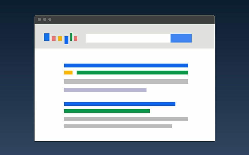 Google Ads Klickrate Blog