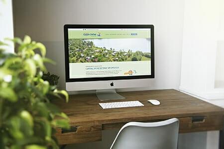 Case Study Website Campingplatz