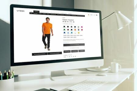 newsletter marketing uneek clothing