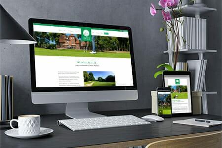 website newsletter app golfclub gutshof