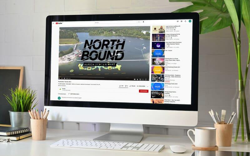 Northbound Aurich Youtube Ads